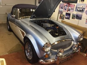1997 Fabulous HMC MK4 Healey SOLD