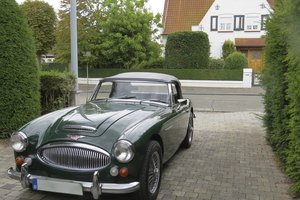 1967 Austin Healey 3000 MK3 BJ8 For Sale
