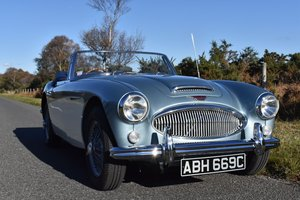 1965 Stunning Austin Healey 3000 Reduced for quick sale For Sale