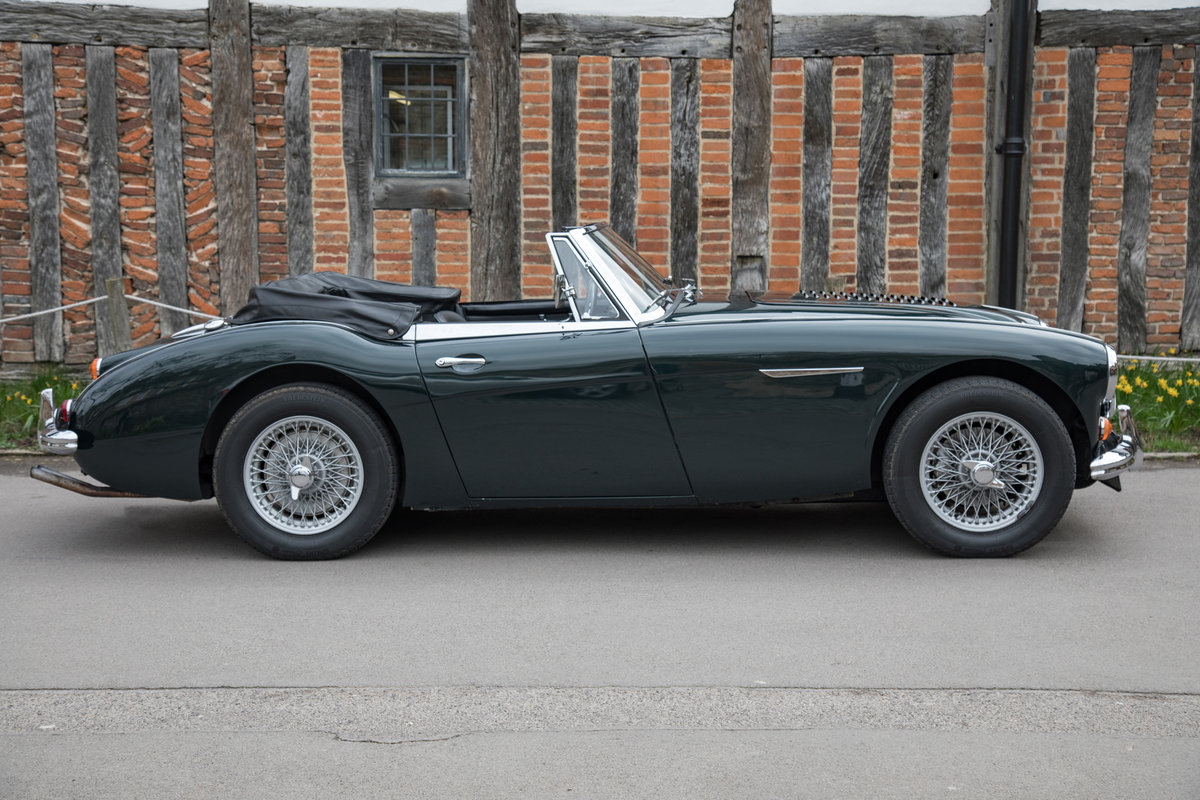 1966 Austin Healey 3000 MkIII   UK RHD, Highly Upgraded SOLD (picture 3 of 6)