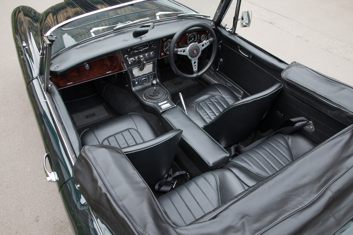 1966 Austin Healey 3000 MkIII   UK RHD, Highly Upgraded SOLD (picture 5 of 6)