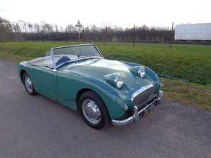 1959 Austin Healey Frogeye Sprite MkI For Sale by Auction