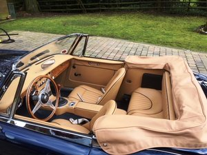1965 Great Looking BJ8 Healey