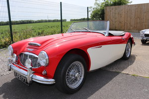 1957 Austin Healey 100/6  UK Car, Fully rebuilt and upgraded For Sale