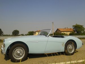 1953 100/4  BN1 RHD Home Market - Body 636