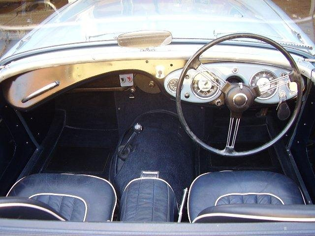 1953 100/4  BN1 RHD Home Market - Body 636 For Sale (picture 5 of 6)