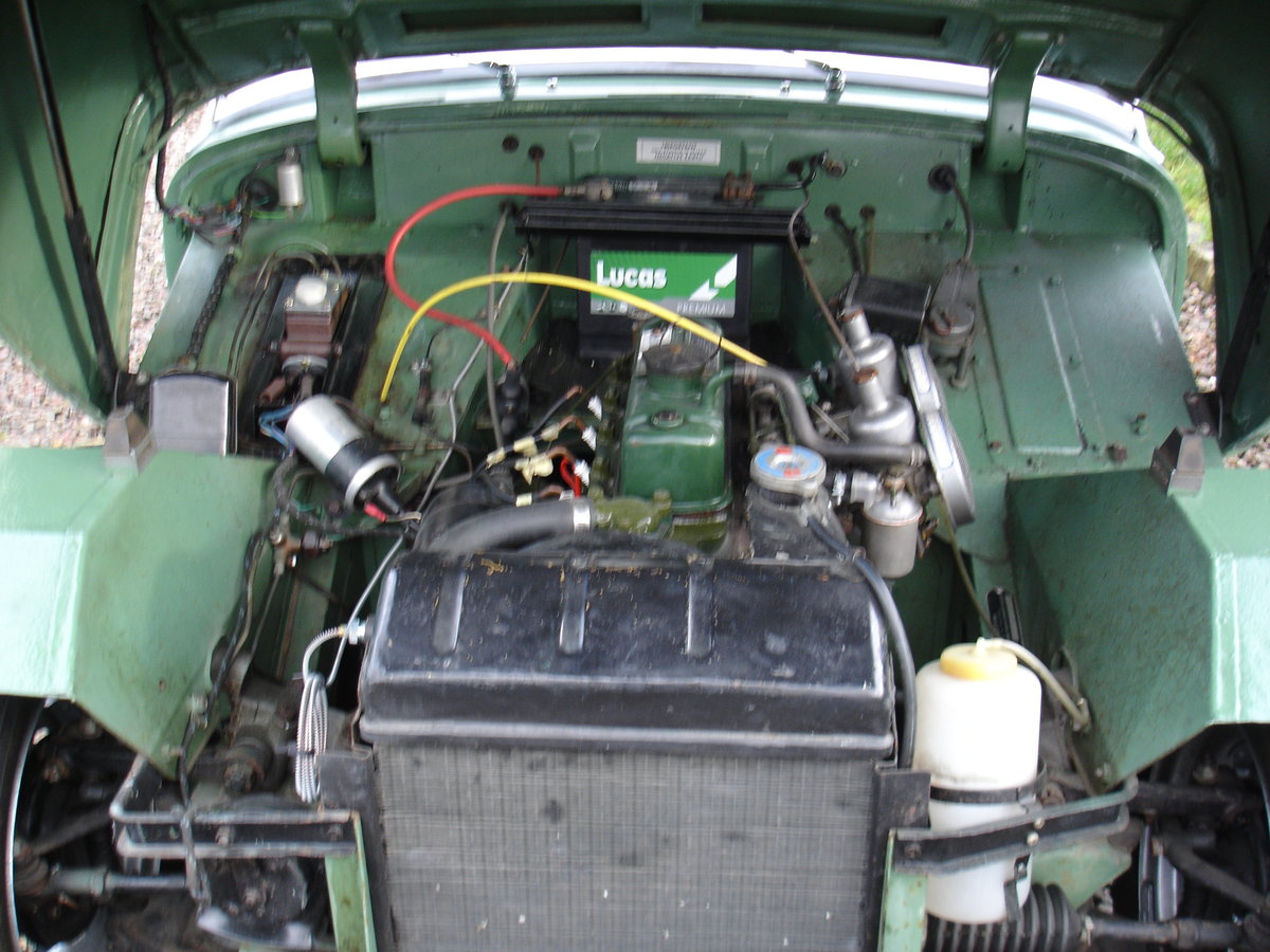 1959 AUSTIN HEALEY SPRITE MK 1 (FROGEYE). For Sale (picture 4 of 6)