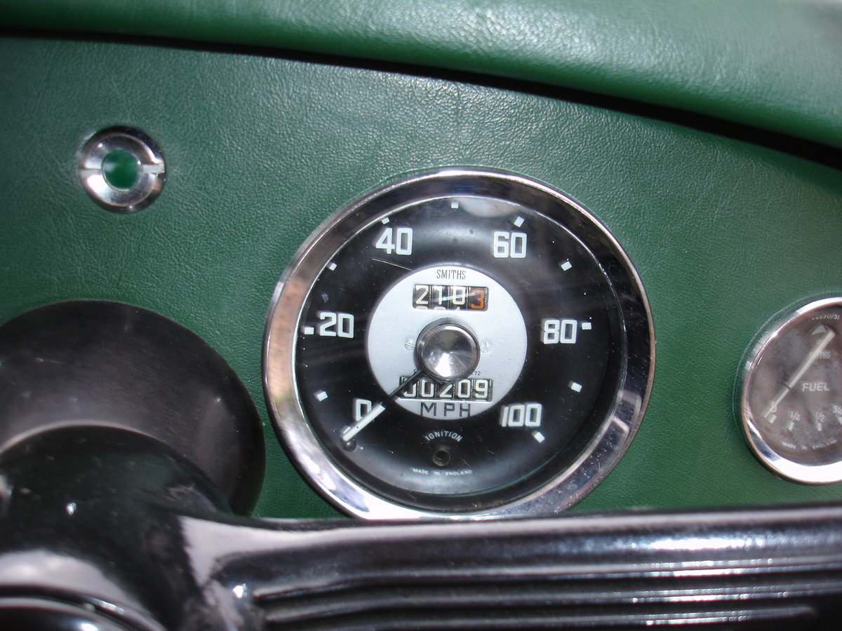 1959 AUSTIN HEALEY SPRITE MK 1 (FROGEYE). For Sale (picture 6 of 6)
