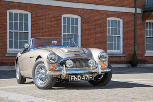 1967 Austin Healey 3000 MkIII | Restored July 2014 SOLD