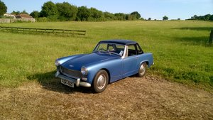 1966 Austin Healey Sprite mk3 For Sale