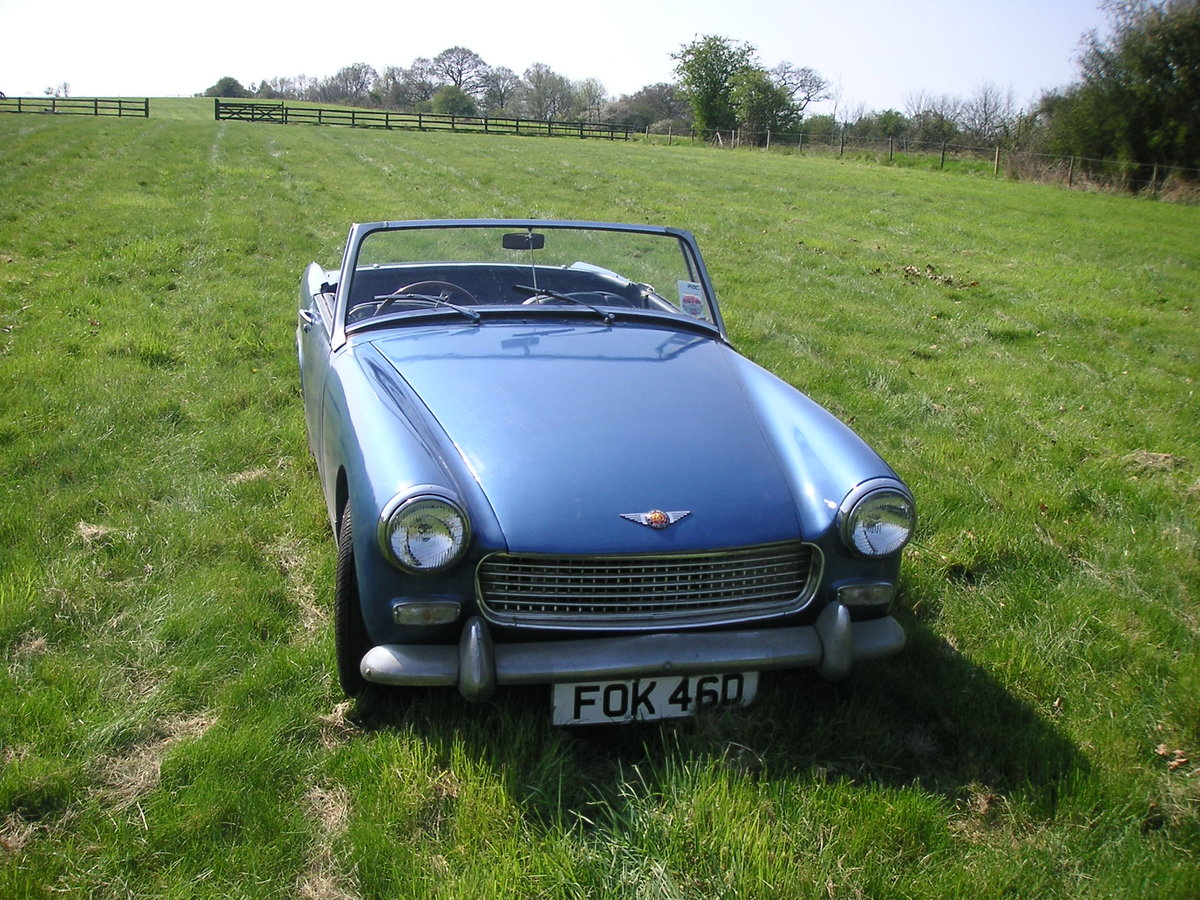 1966 Austin Healey Sprite mk3 SOLD (picture 4 of 5)