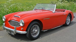 AUSTIN HEALEY 3000 The most origional low mileage example