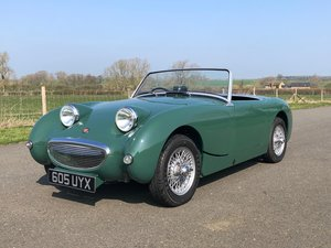 1961 Austin Healey Frogeye Sprite SOLD