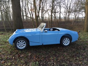 1960 Austin Healey Sprite MKI For Sale