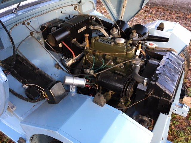 1960 Austin Healey Sprite MKI For Sale (picture 6 of 6)