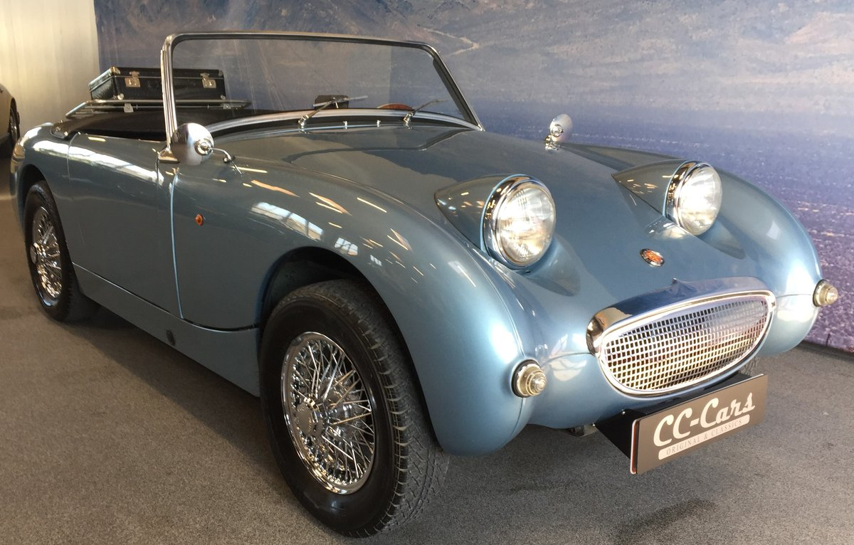 1959 Austin Healey Sprite 1.3 Frogeye SOLD (picture 1 of 6)