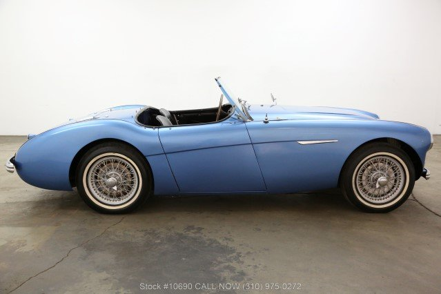 1956 Austin-Healey 100-4 BN2 Convertible For Sale (picture 2 of 6)