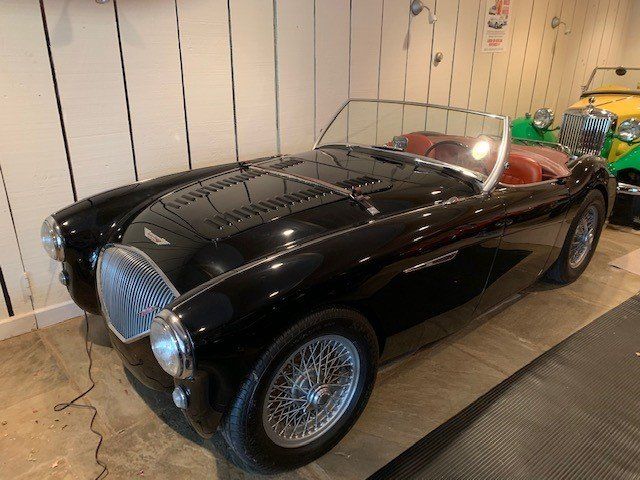 1956 Austin Healey 100-4 Vintage Race Car For Sale (picture 6 of 6)