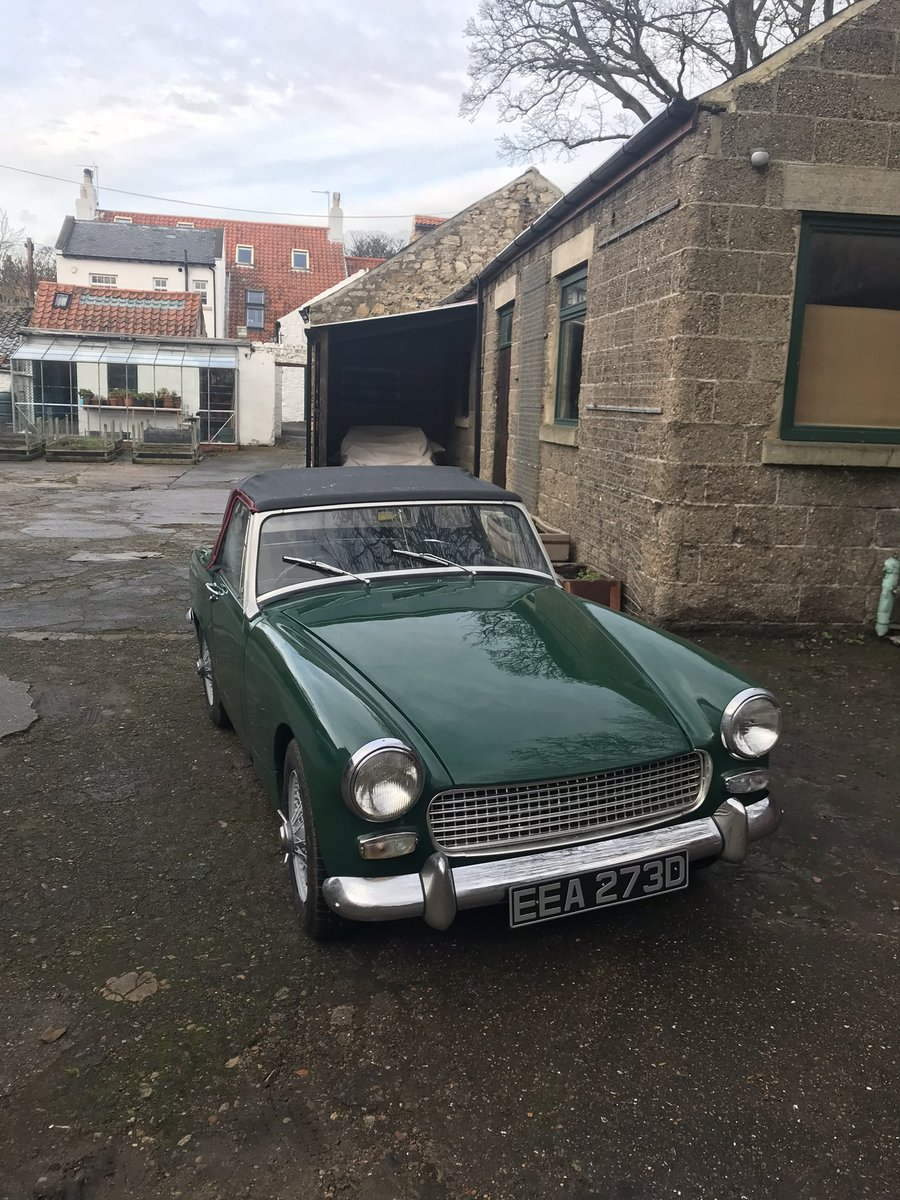 1965 Austin Healey Sprite For Sale (picture 1 of 6)