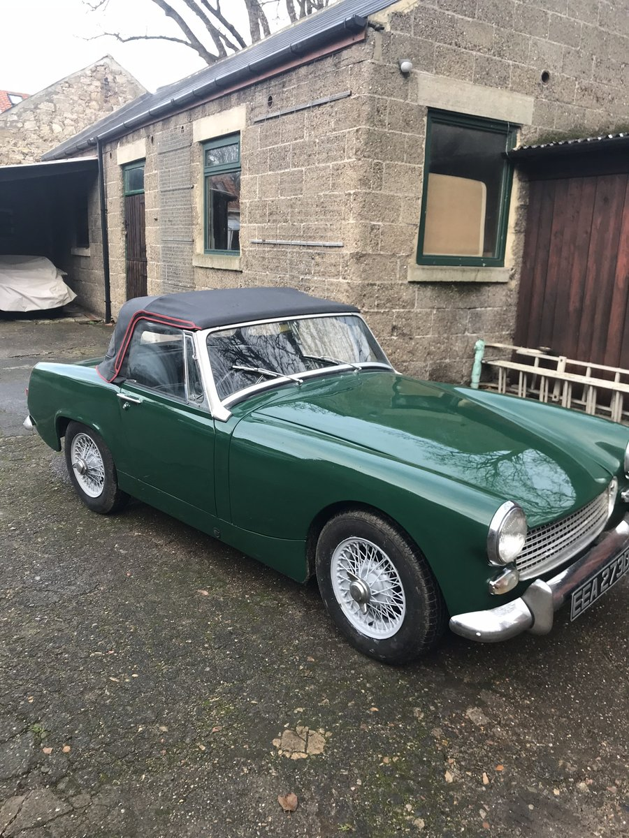 1965 Austin Healey Sprite For Sale (picture 2 of 6)