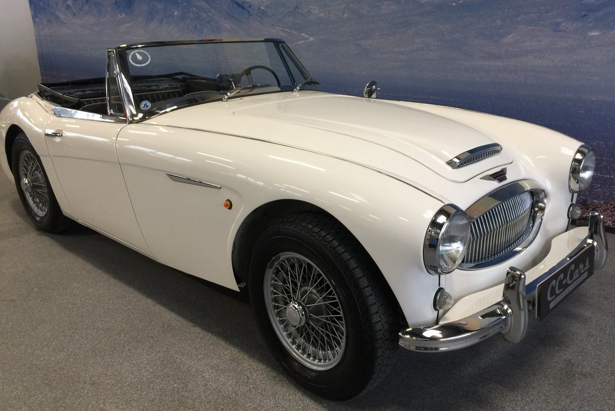 1963 Austin Healey 3000 MK II - new softtop For Sale (picture 1 of 6)