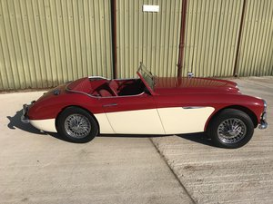 1960 Austin Healey 3000 MK1 Fully restored LHD UK reg.