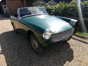 Austin Healey Sprite - New Heritage Shell - In Dry Storage  SOLD