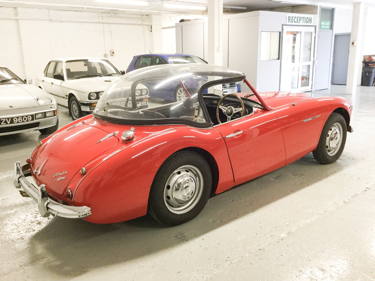 1958 Austin Healey 100-6 BN4 For Sale (picture 1 of 6)