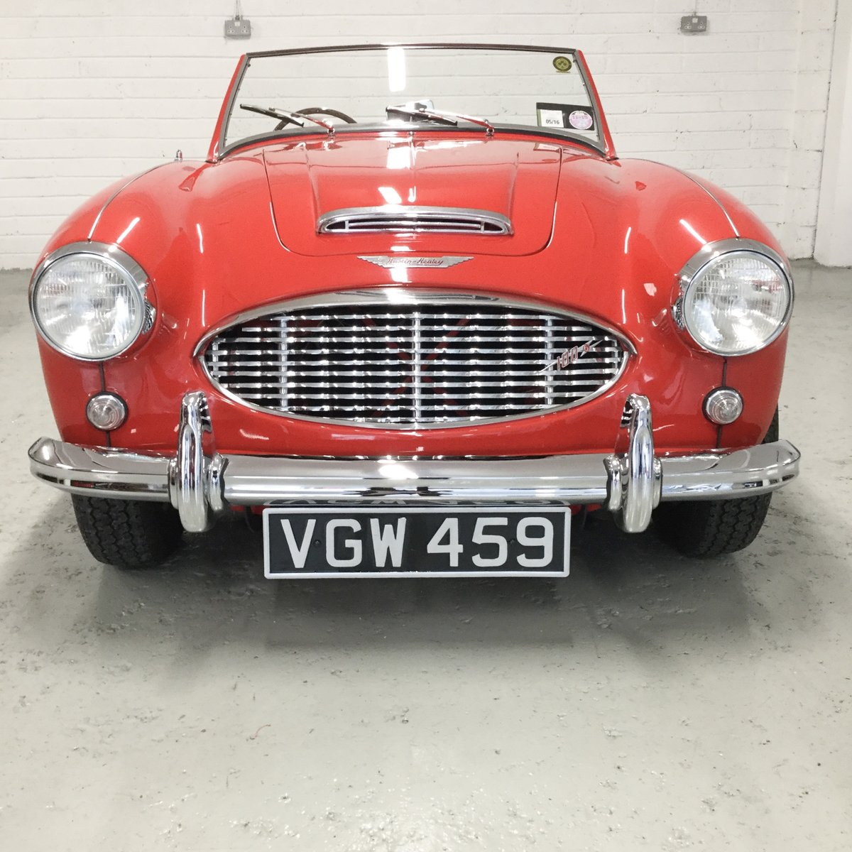 1958 Austin Healey 100-6 BN4 For Sale (picture 3 of 6)