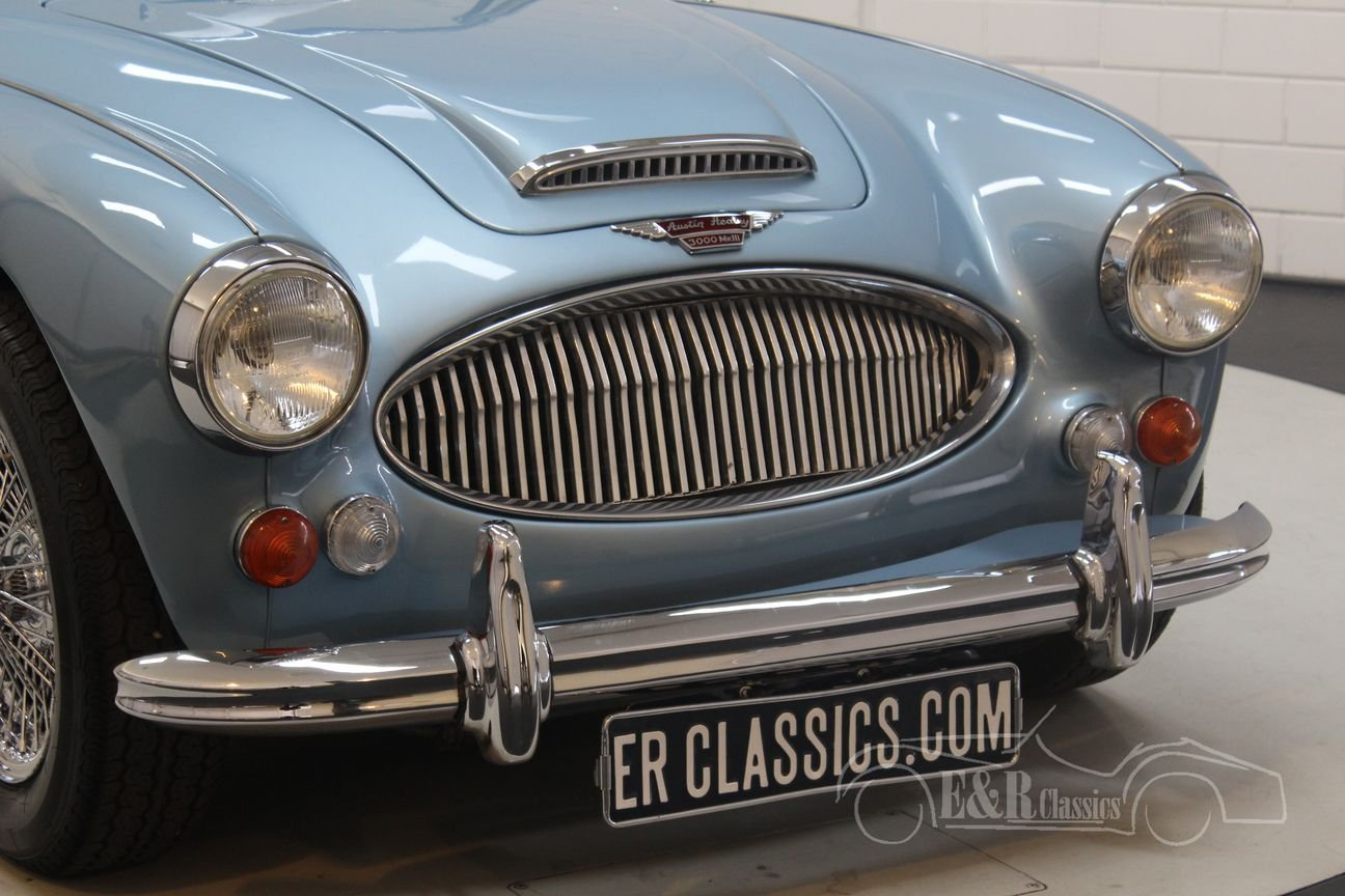 Austin Healey 3000 MKIII phase 2 1966 Overdrive For Sale (picture 5 of 6)