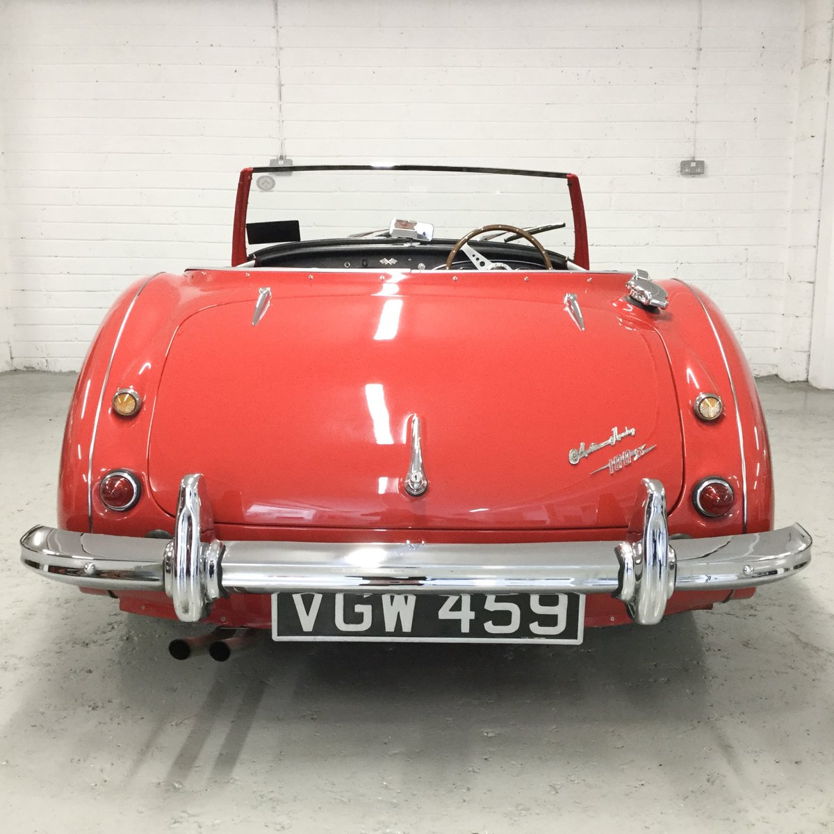 1958 Austin Healey 100-6 BN4 For Sale (picture 4 of 6)