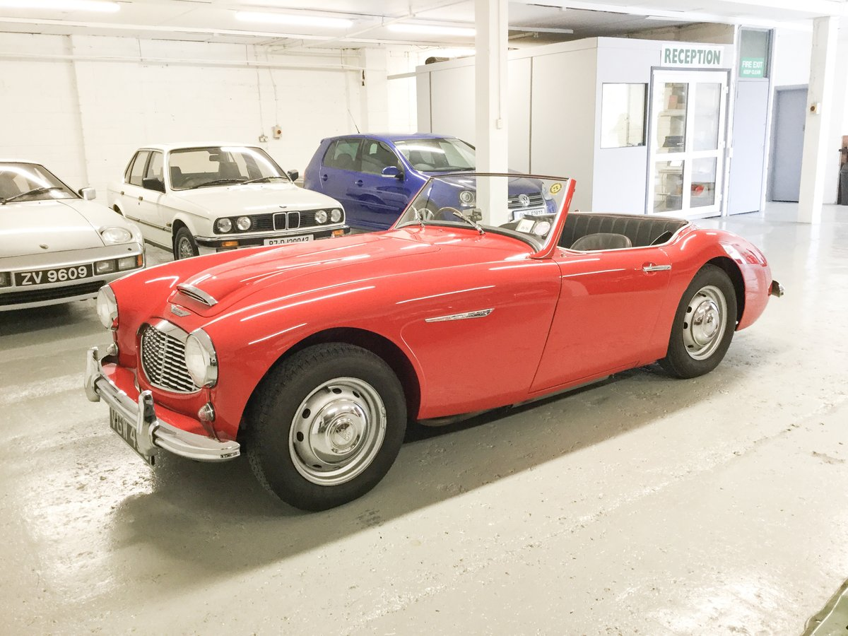 1958 Austin Healey 100-6 BN4 For Sale (picture 5 of 6)