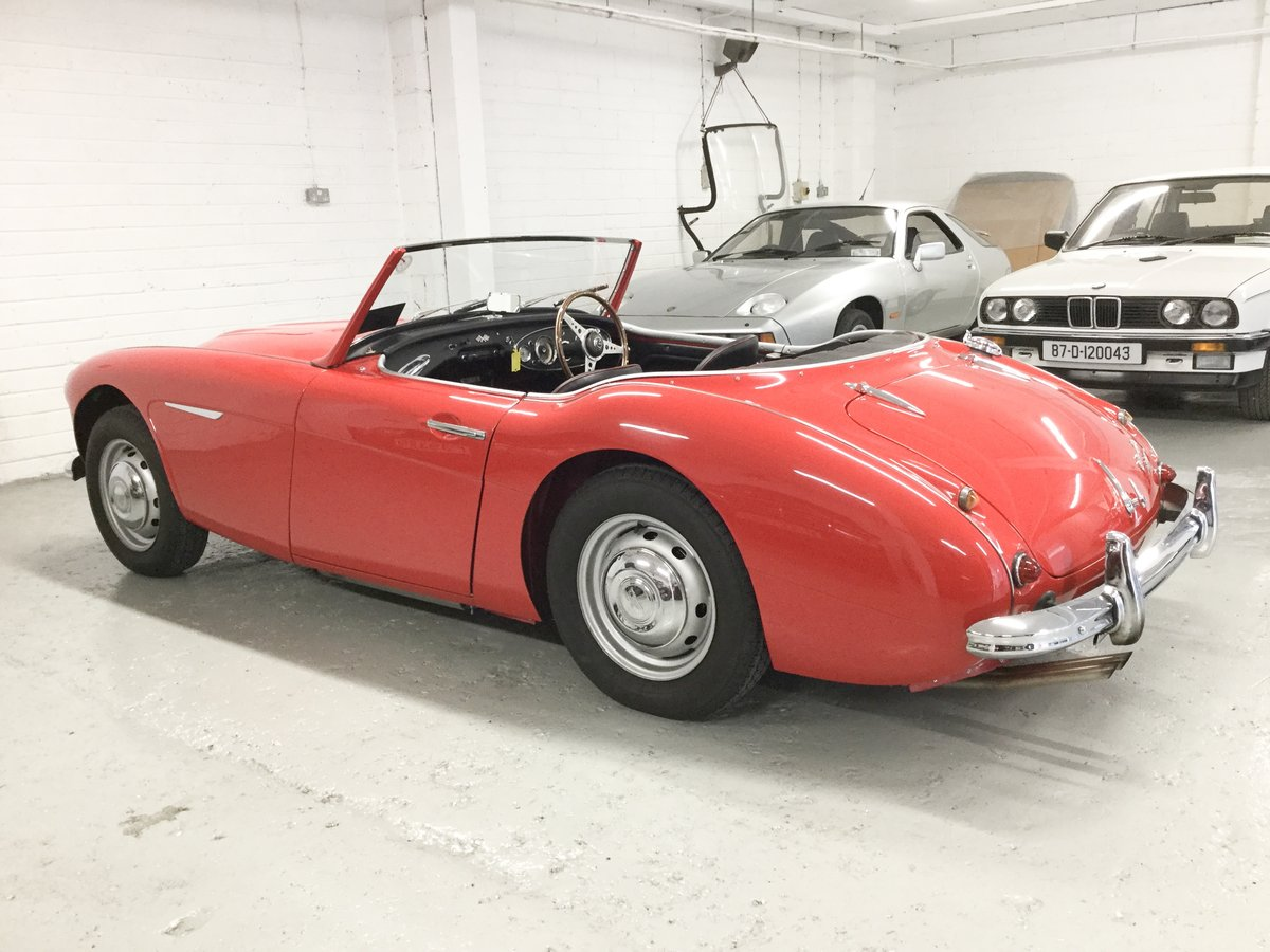 1958 Austin Healey 100-6 BN4 For Sale (picture 6 of 6)