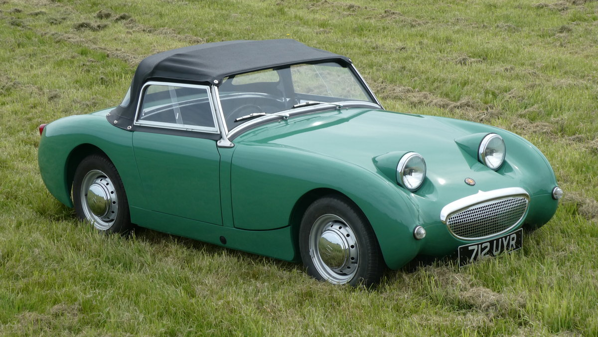 1959 Austin Healey Frogeye Sprite Mk 1  SOLD (picture 1 of 6)