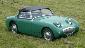 1959 Austin Healey Frogeye Sprite Mk 1  SOLD