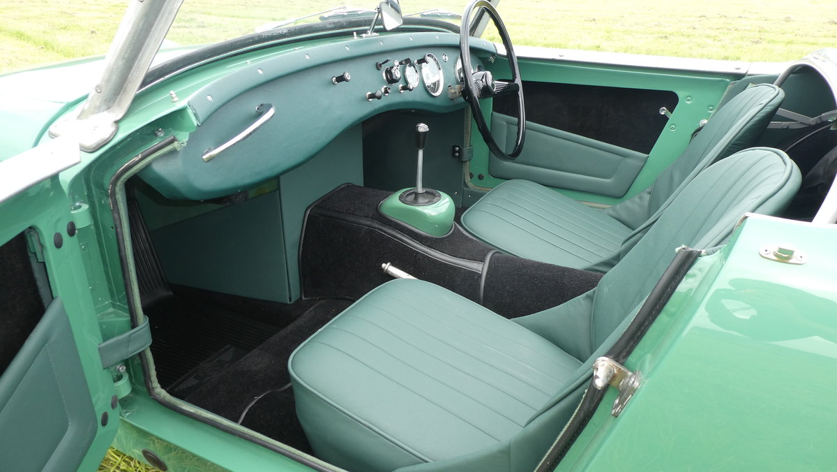 1959 Austin Healey Frogeye Sprite Mk 1  SOLD (picture 2 of 6)