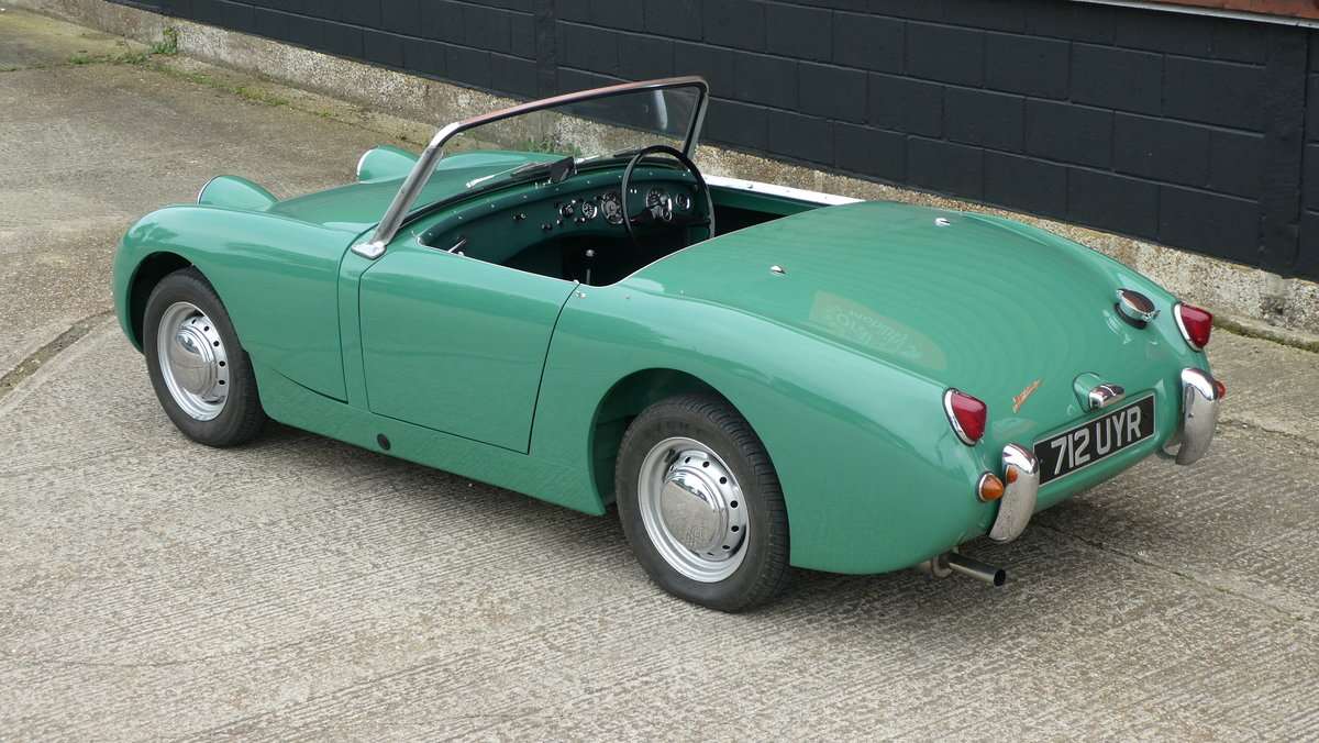 1959 Austin Healey Frogeye Sprite Mk 1  SOLD (picture 3 of 6)