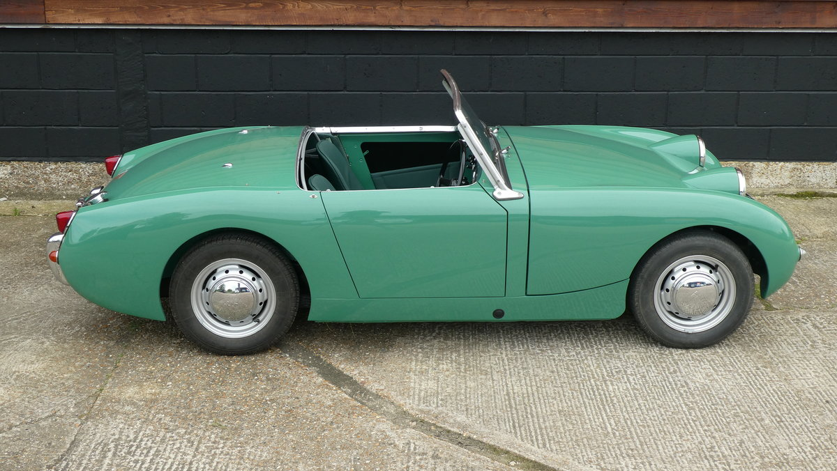 1959 Austin Healey Frogeye Sprite Mk 1  SOLD (picture 4 of 6)