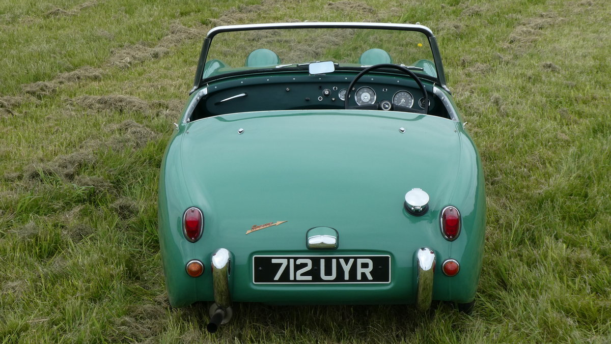 1959 Austin Healey Frogeye Sprite Mk 1  SOLD (picture 6 of 6)