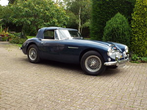 Austin Healey 3000 BJ8 1965 Phase 2 For Sale