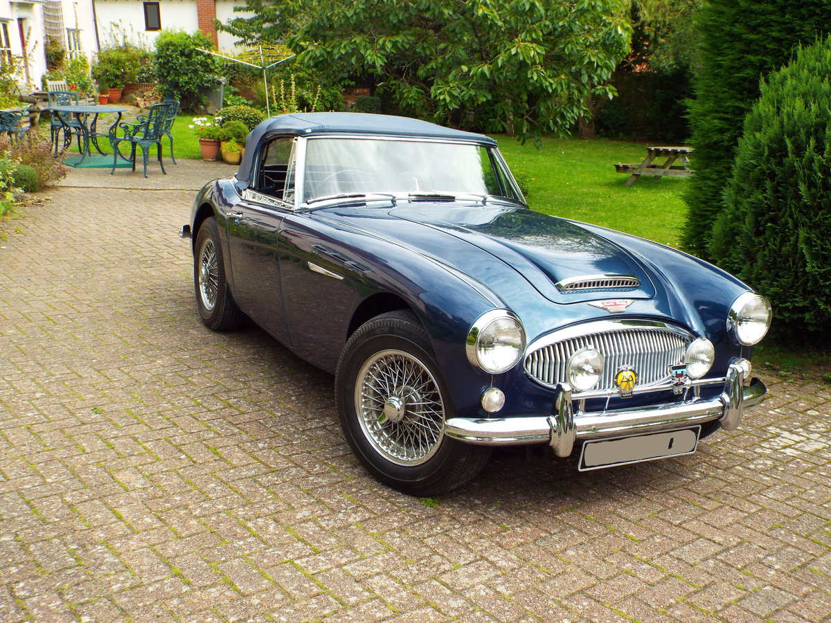 Austin Healey 3000 BJ8 1965 Phase 2 SOLD (picture 2 of 6)