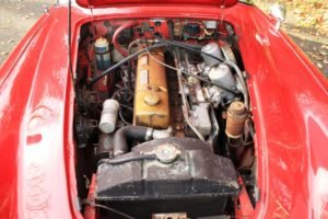 1966 Austin Healey 3000 MK III BJ 8 = LHD Solid Red Driver $59.9k For Sale (picture 6 of 6)