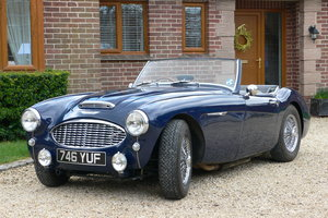 1957 Austin-Healey 100/6 Modified For Sale by Auction