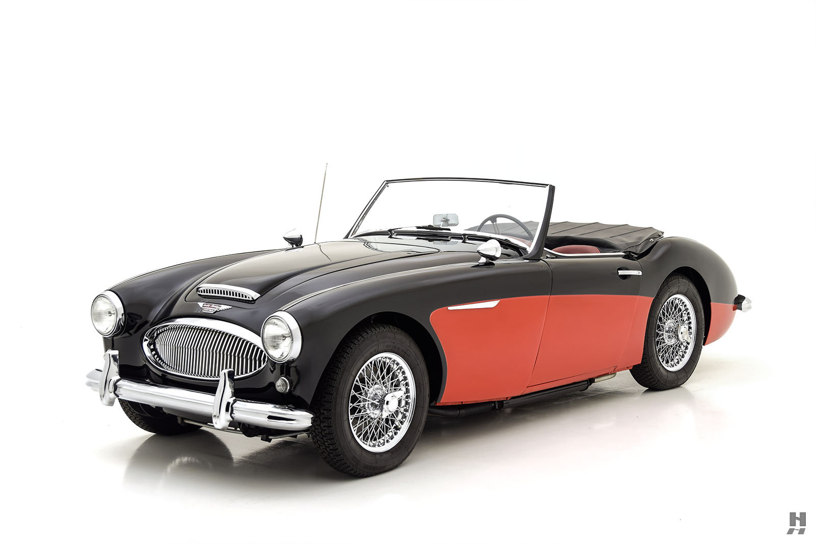 1962 AUSTIN HEALEY 3000 MKII ROADSTER For Sale (picture 1 of 6)