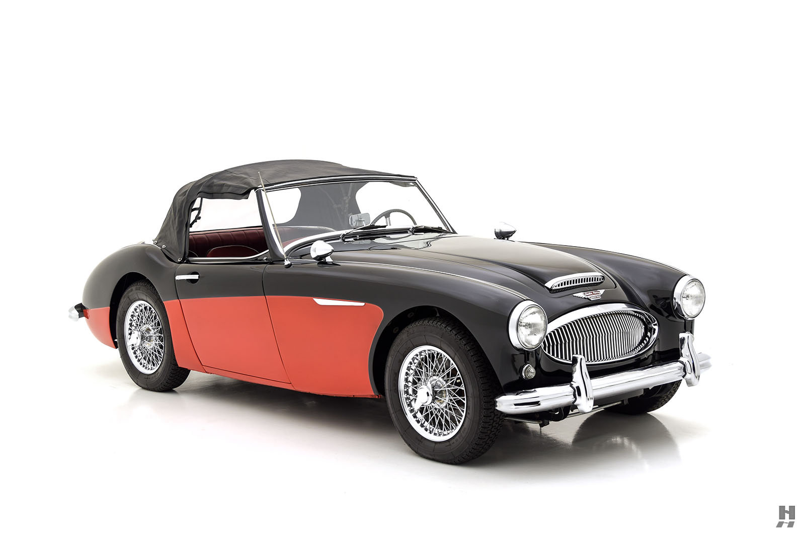 1962 AUSTIN HEALEY 3000 MKII ROADSTER For Sale (picture 2 of 6)