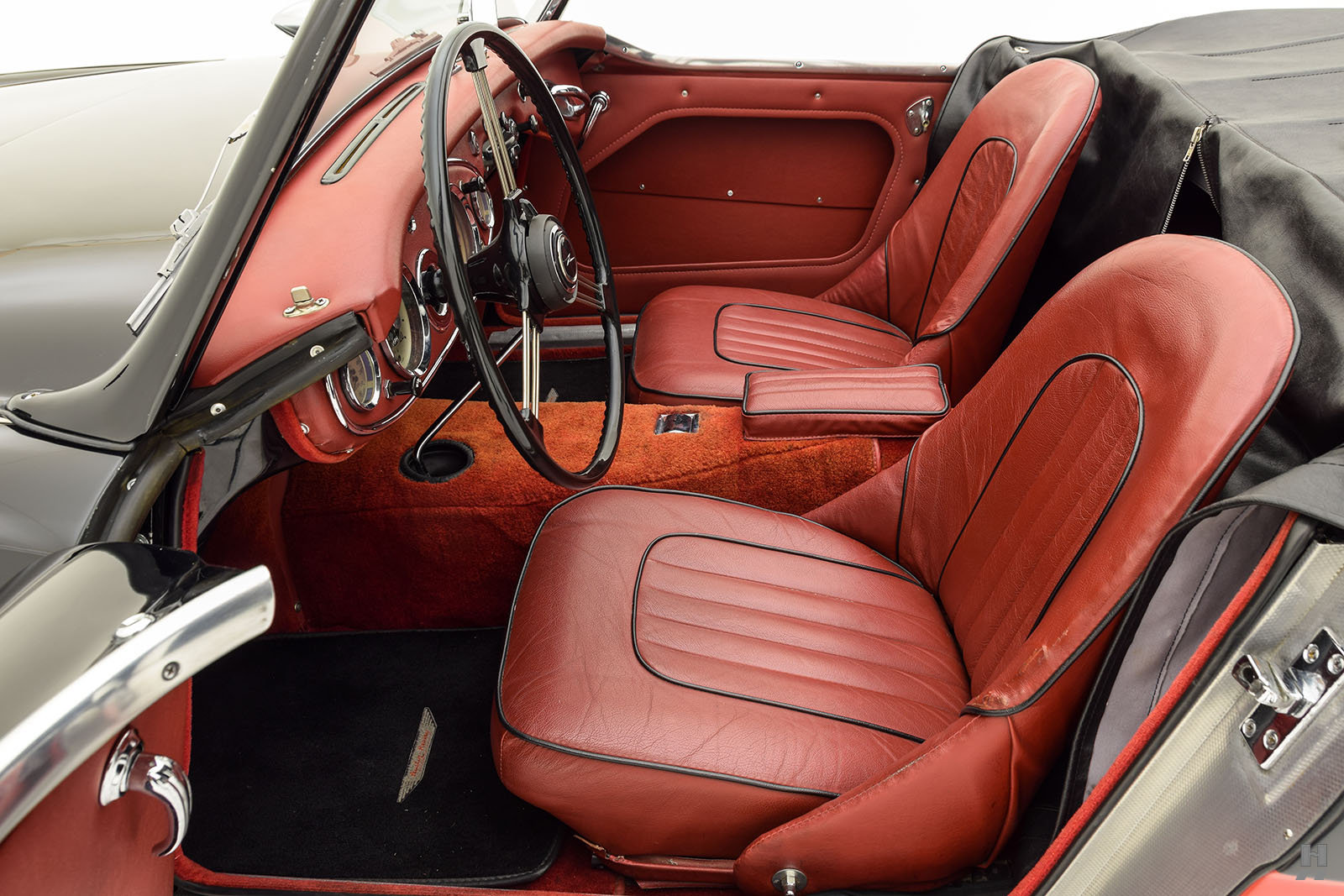1962 AUSTIN HEALEY 3000 MKII ROADSTER For Sale (picture 3 of 6)