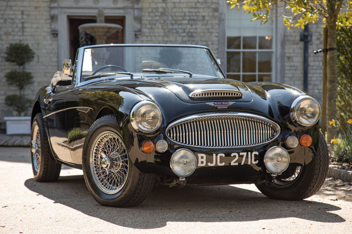 1965 Austin Healey 3000 MkIII BJ8 Phase II | UK Home Market For Sale (picture 1 of 6)