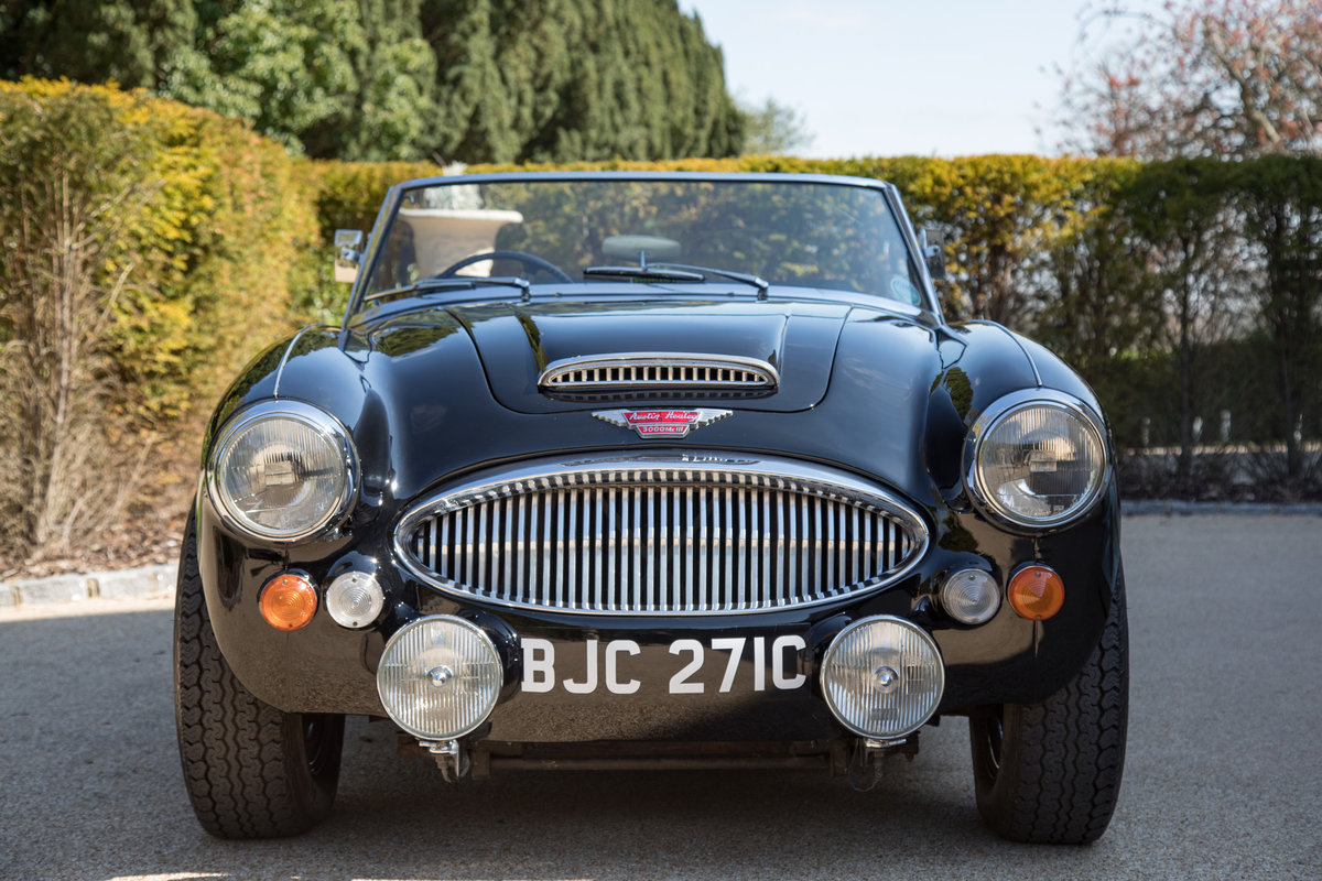 1965 Austin Healey 3000 MkIII BJ8 Phase II | UK Home Market For Sale (picture 2 of 6)