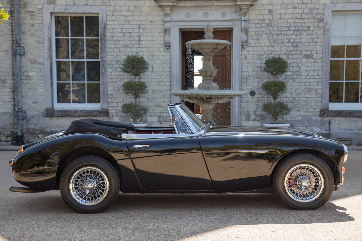 1965 Austin Healey 3000 MkIII BJ8 Phase II | UK Home Market For Sale (picture 3 of 6)
