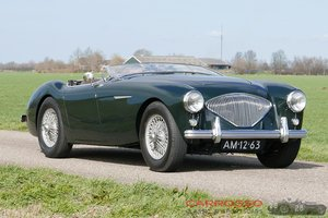 1954 Austin Healey 100 BN1 Beautiful car with Overdrive ! For Sale